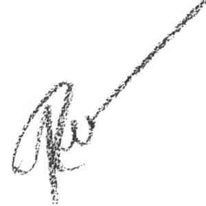 Ann Rea's Signature
