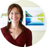 Ann Rea Artist Mentor at The MAKING Art Making MONEY Semester